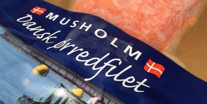 Musholm ørredfilet Udsolgt